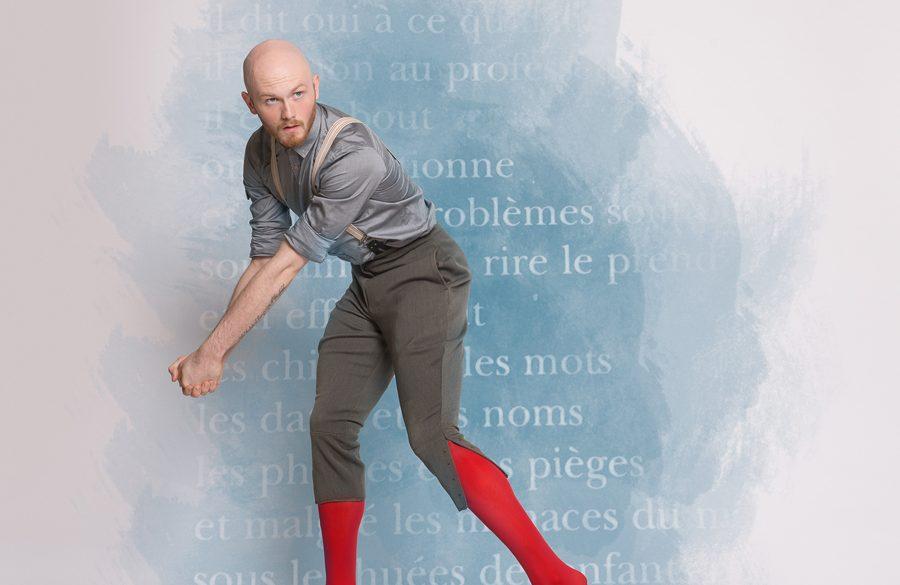 Kyra Jean Green, Alexandre Morin / Conte de faits / Dominique Porte Système D / © Damian Siqueiros