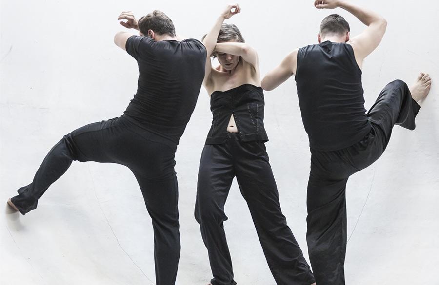 Zhenya Cerneacov, Mairéad Filgate, Brodie Stevenson / Ylem / Throwdown Collective / Lina Cruz / © Jeremy Mimnagh