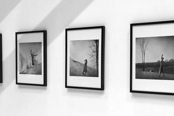 Exposition : Danse dans la neige – Françoise Sullivan