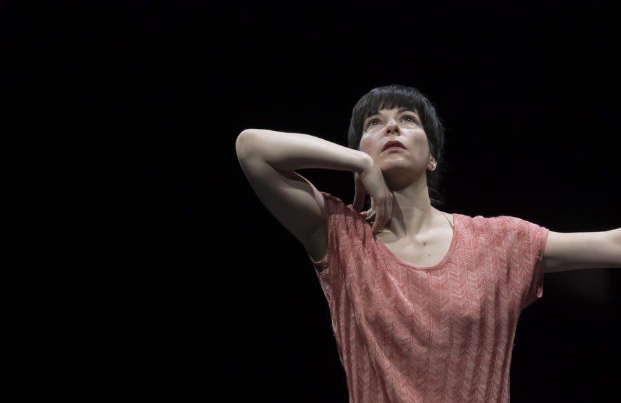 Trois / Paul-André Fortier / Fortier Danse-Création / © Marlène Gélineau Payette