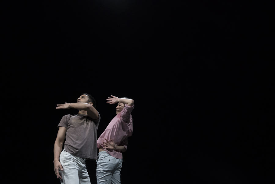 Trois - Fortier Danse-Création © Marlène Gélineau-Payette