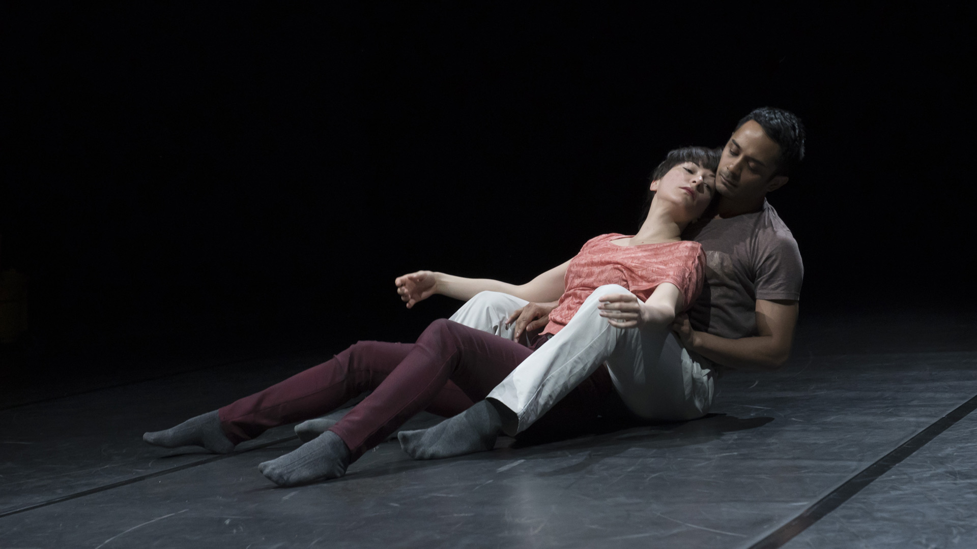 Trois / Paul-André Fortier / Fortier Danse-Création / © Marlène Gélineau-Payette
