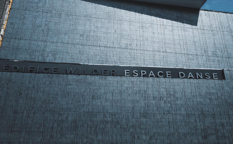 Édifice WILDER - Espace Danse © Vanessa Fortin