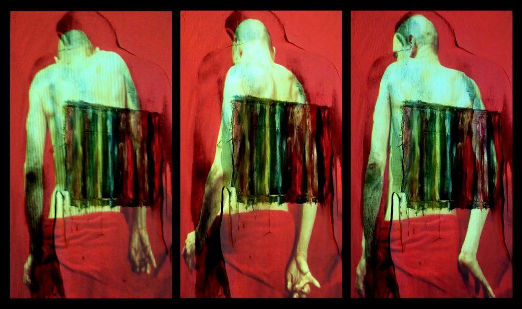 L'image qui a cristallisé ses premiers échanges artistiques avec José Navas pour « ON ».