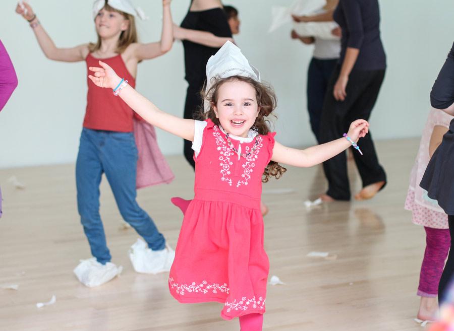 Danza en familia / © Émilie Renck