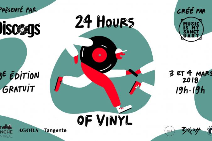 24 Hours of Vinyl