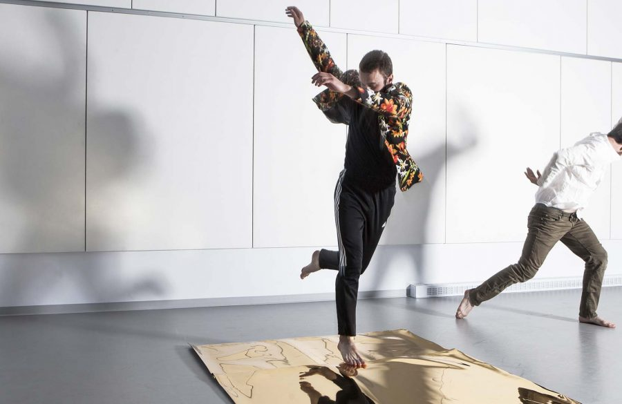 De la glorieuse fragilité © David Cannon