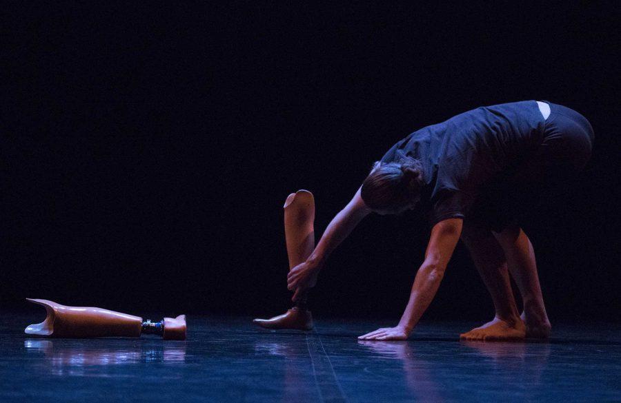 Quadriptyque I-II-II | Corpuscule Danse © Christine Bourgier