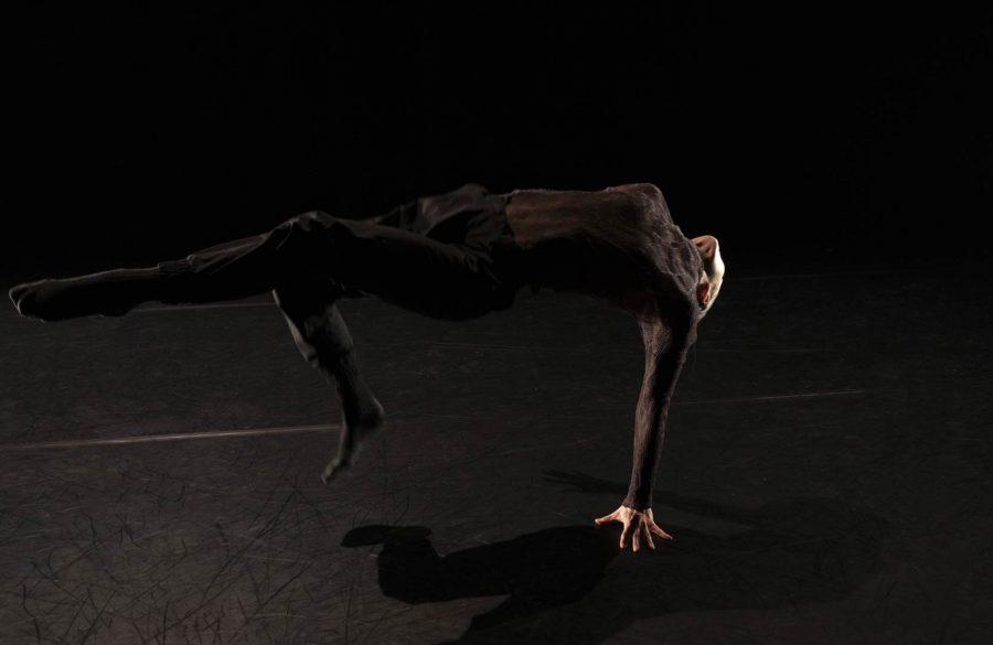 Bygones | Out Innerspace Dance Theatre | Elya Grant © David Raymond