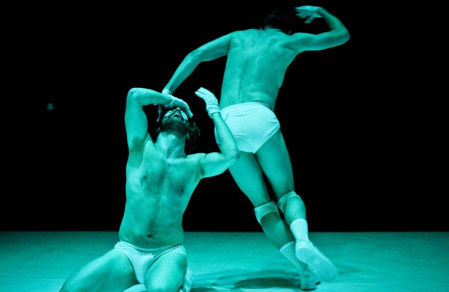 Danse Mutante | Mayday | Francis Ducharme, Riley Sims © Mathieu Doyon