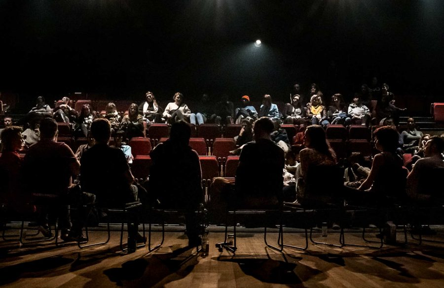 Parole d'artiste | Requiem Pop de Helen Simard - Hiver 2019 © Denis Martin @ Agora de la danse, Montréal