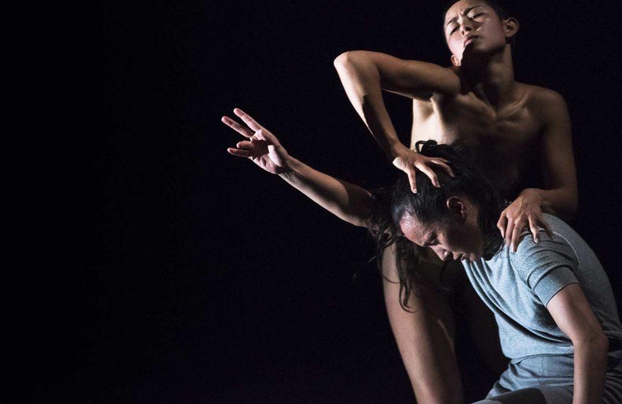 Split | Lucy Guerin | Melanie Lane, Lilian Steiner © Gregory Lorenzutti @ Agora de la danse, Montréal