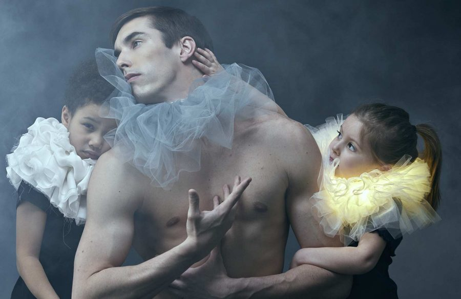 Suites Ténébreuses | Cas Public | Danny Morissette © Alex Paillon @ Agora de la danse, Montréal