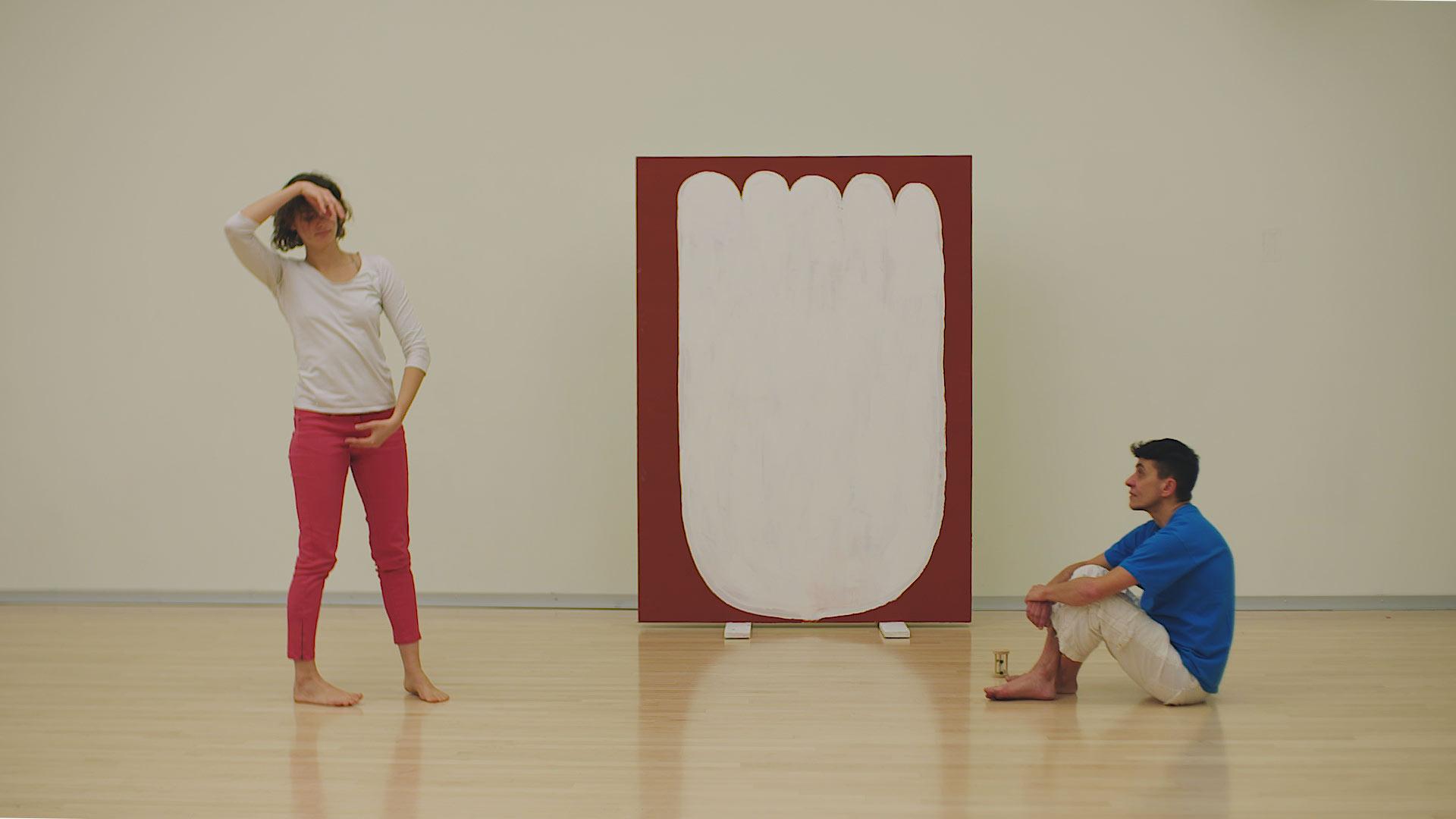 En Secrets | Sarah Dell'Ava © Robin P. Gould 13 ateliers @ Agora de la danse, Montréal