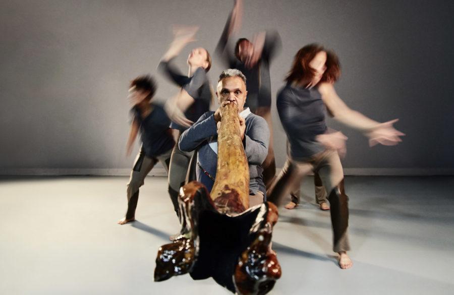 Sinha Danse | D'os et d'écorce © Vitor Munhoz