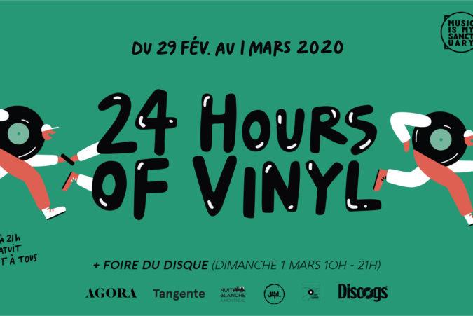 24h du Vinyle 2020