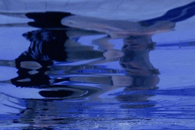 Danser sous l'eau