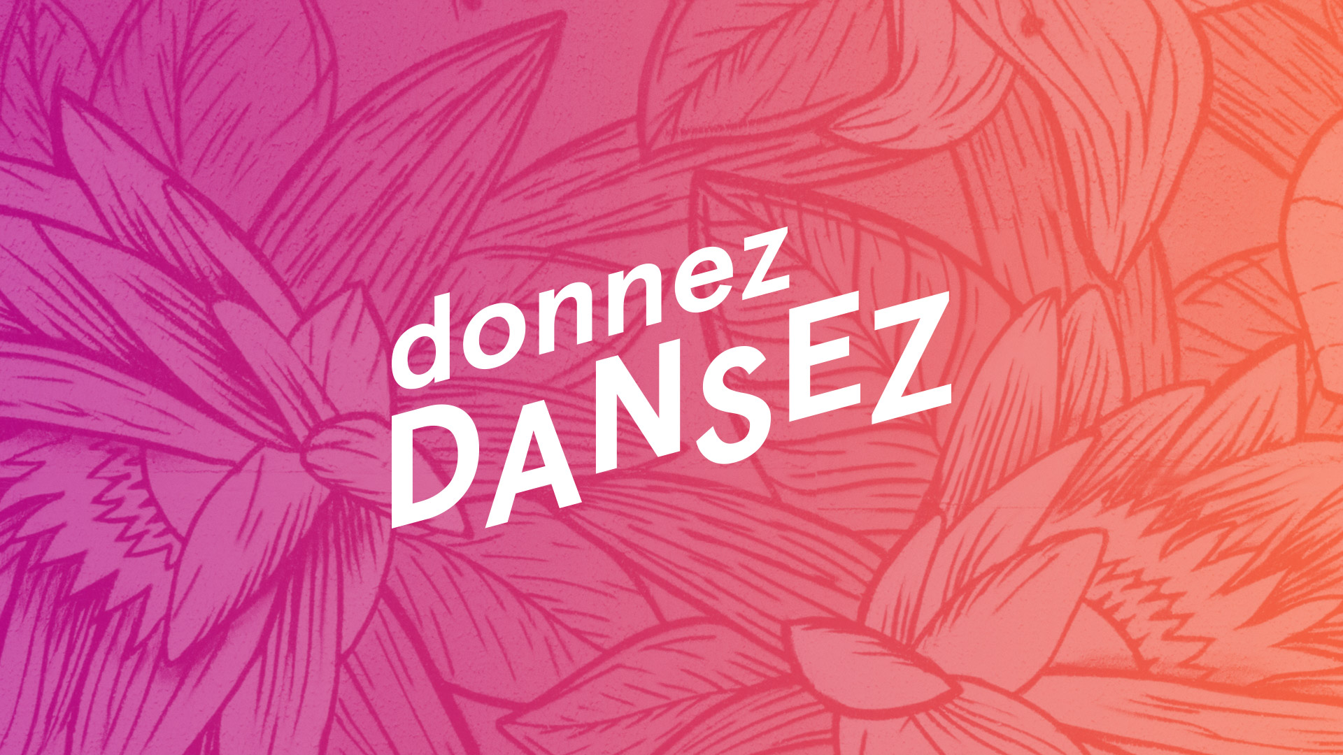 Donnez-dansez 2021 Agora de la danse + Tangente