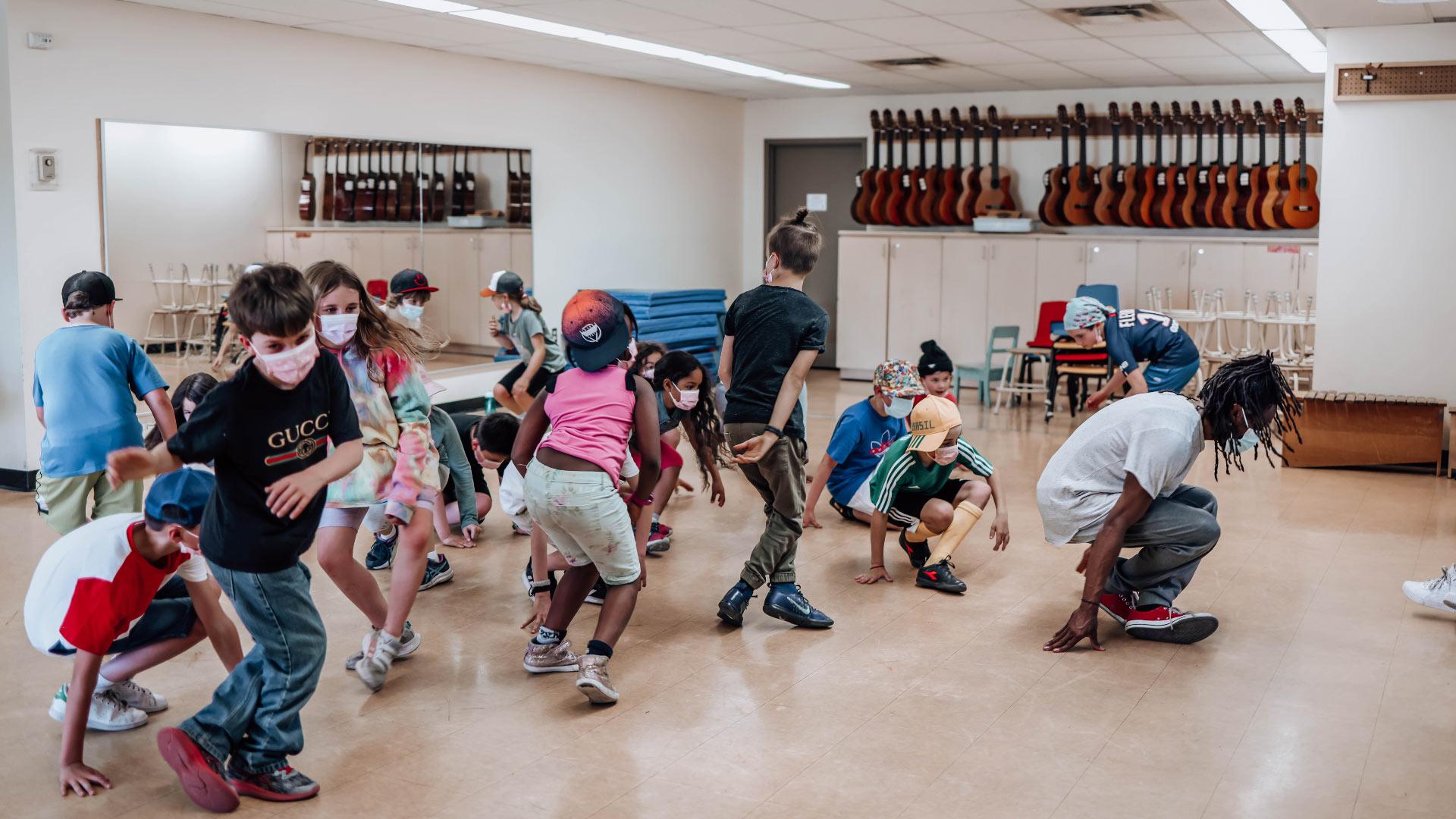 Atelier École Lanaudière Sonik Boom ©