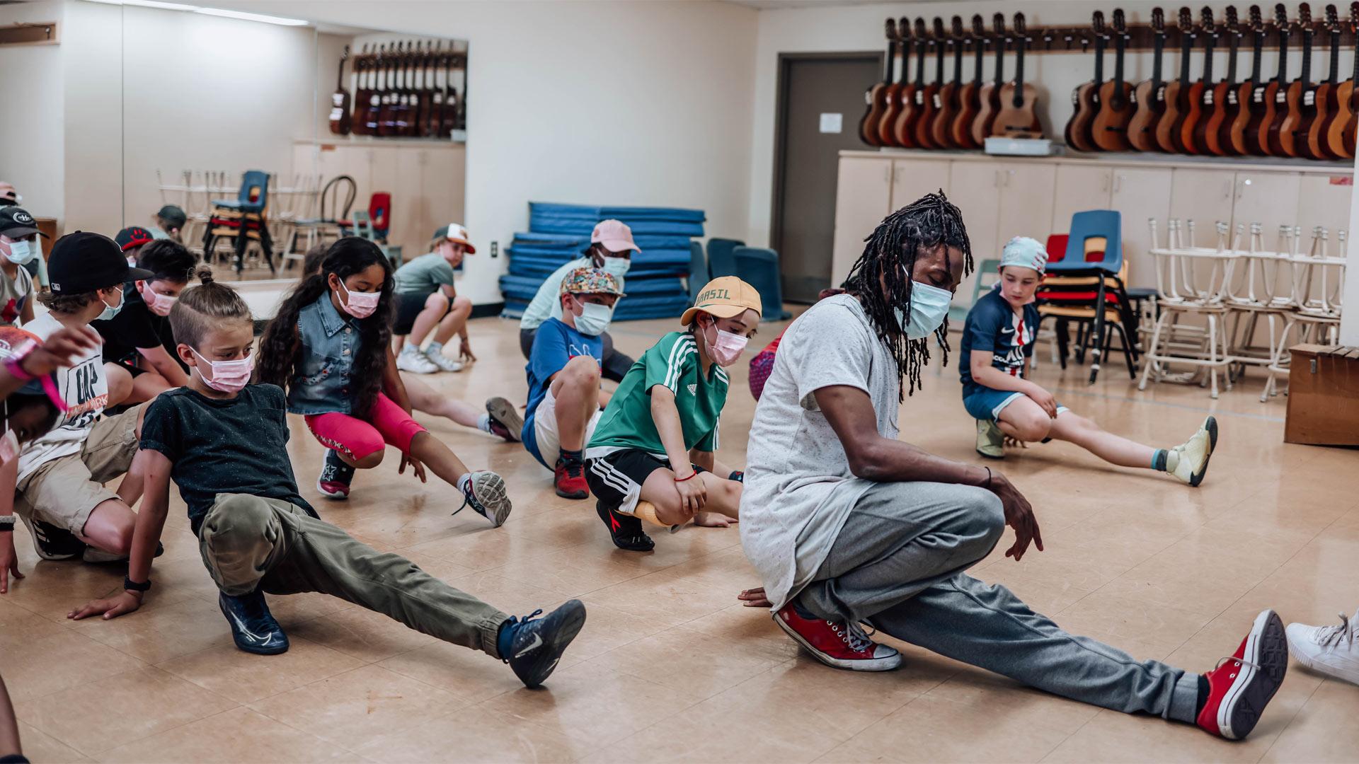 Atelier École Lannaudière Sonik Boom ©