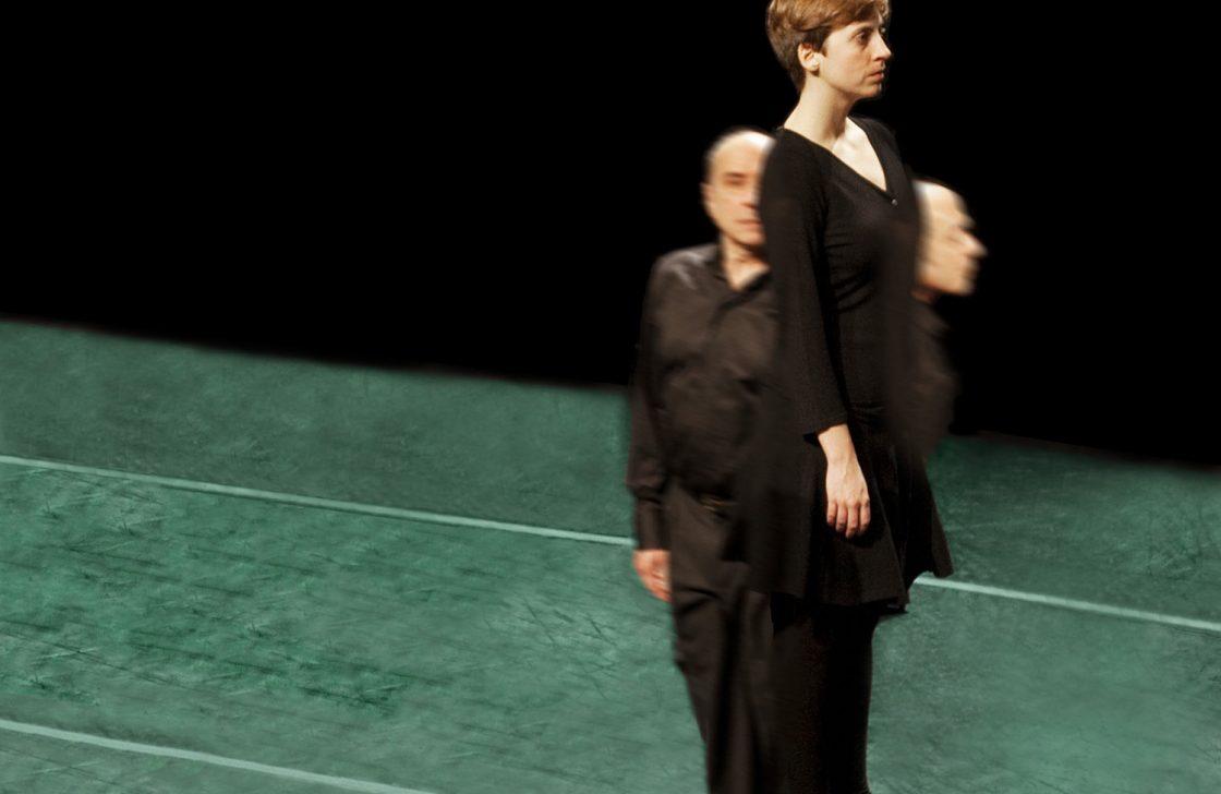 Choeur et chroégraphes / Danse-Cité / André Pappatomas