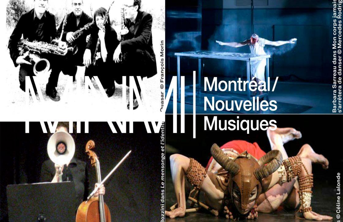 Festival Montréal/ Nouvelles Musiques