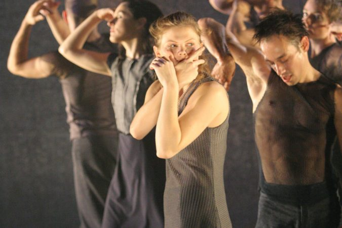 UQAM / Student choreographic production