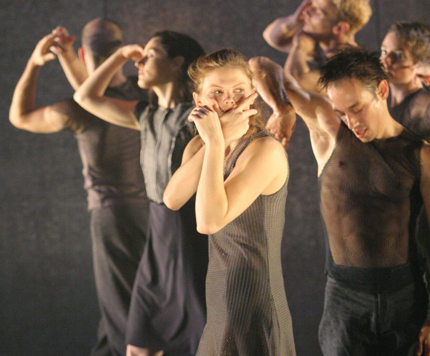 Temps de chien (2005) Sylvain Émard Danse