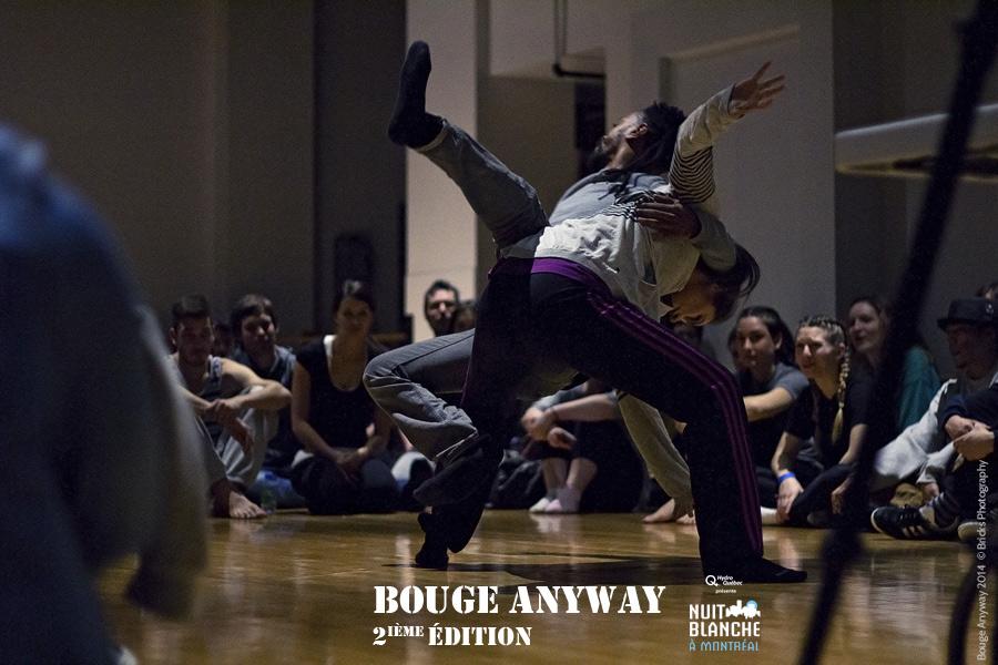 Bouge Anyway - 2ième édition