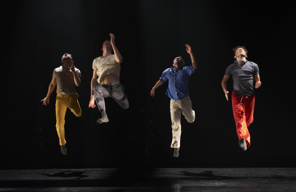 Ce n'est pas la fin du monde / Sylvain Émard Danse / Sylvain Émard