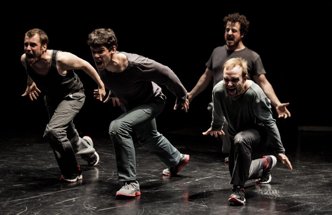Danse de garçons / Danse K par K / Karine Ledoyen