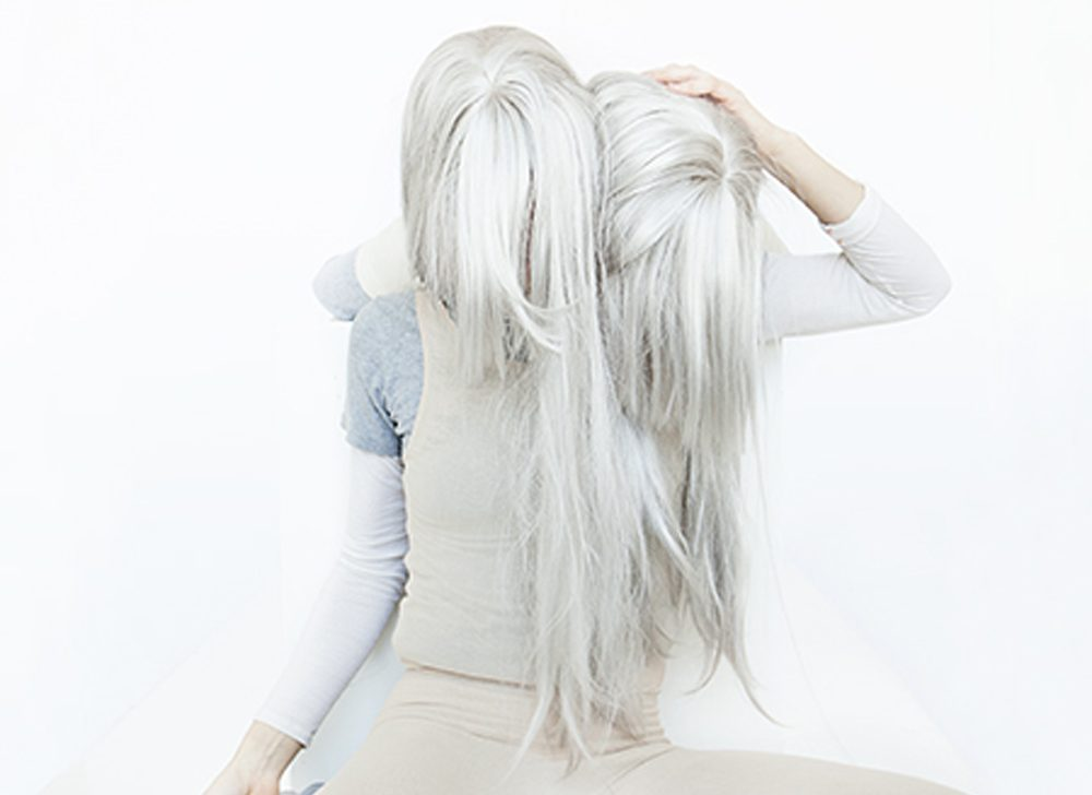 Matière blanche / Caroline Laurin-Beaucage