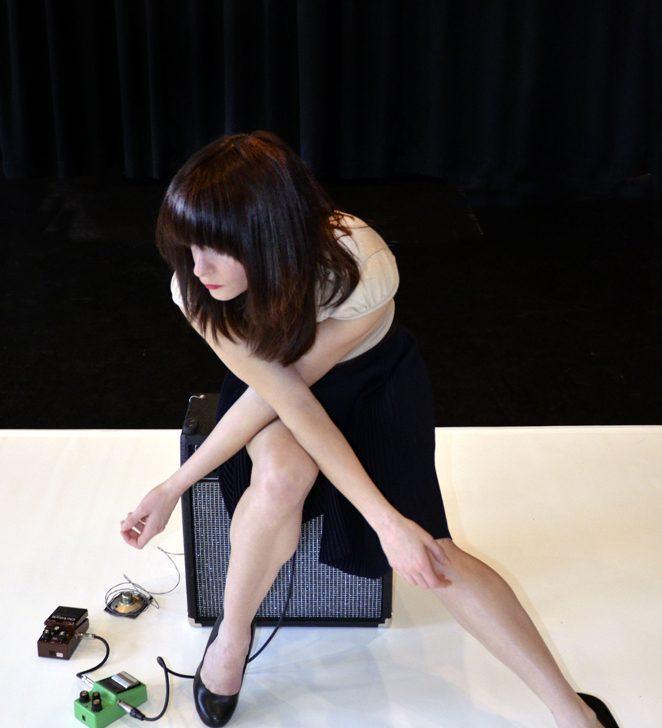 Duos pour corps et instruments / Le Carré des Lombes